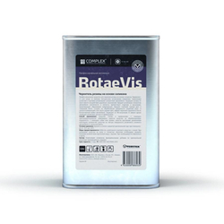 Complex Rotae Vis 4кг, чернитель резины силиконовый Vortex Автохимия Автомойка